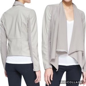 Blank Private Practice Leather Jacket